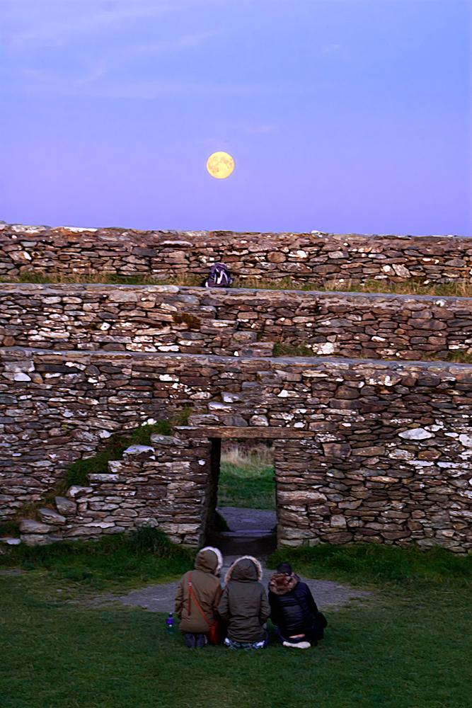 Full moon, September 9.